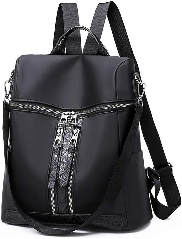 BBT-shop New Women Casual Backpack Tide Bag Wild Travel Bag Oxford Cloth Student Bag