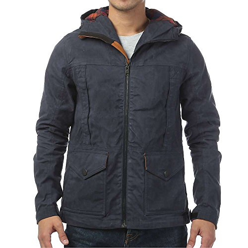 Timberland Mount Davis Hiker Jacket - Men's Black Iris Small