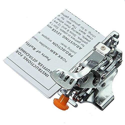 Amazon.com: Máquina de coser – Detalles sobre el prensatelas ...