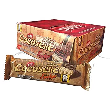 Cocosette Fudge 20 uni - 32g