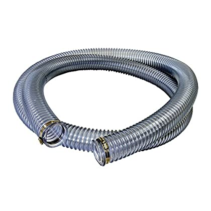 Image of Air-Spade AVH4015 4-Inch ID by 15-Feet Vacuum Hose Hoses