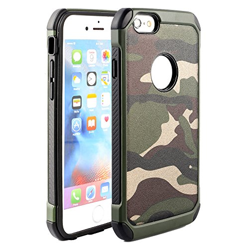 iPhone Fogeek Camouflage Impact Resistance