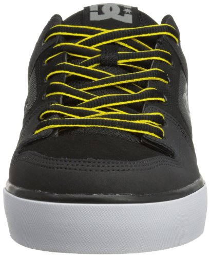 DC - Zapatillas de deporte de cuero para hombre Blanco (Weiß (GRAPHITE))