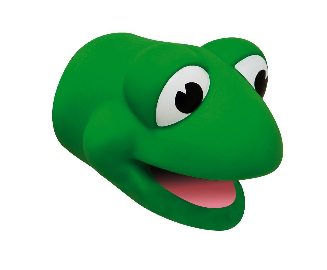 Amazon.com : Mommy\'s Helper Faucet Cover Froggie Collection, Green ...