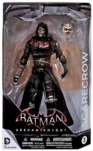 Batman Arkham Knight Scarecrow Action