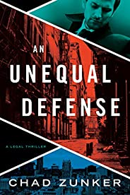 An Unequal Defense (David Adams Book 2)