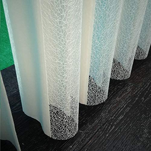 Amazon Com Lace Sheer Vertical Blinds Window Vertical Lace Sheer Solid Fabric Curtain Shades Custom Made Websize Priced At Manual 1pc 39 W X 39 L Contact Us For Customize Size Kitchen Dining