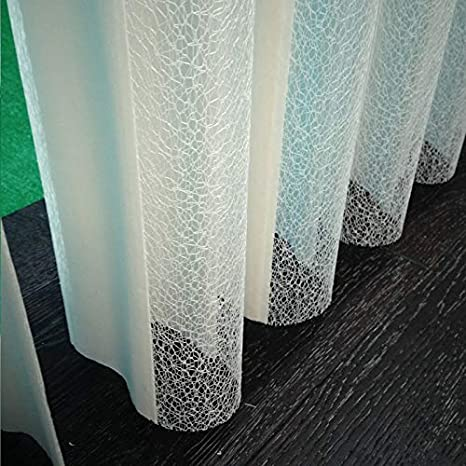 3 5 89mm Lace Sheer Vertical Blinds Shades Custom Made Listed Price At 1pc 39 W X 39 L Color H101 White Finished Blinds Contact Us For More Sizes Or Colors Amazon Co Uk Kitchen Home