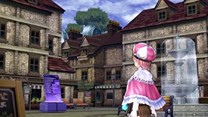 Amazon com: Atelier Rorona Plus The Alchemist Of Arland - PS