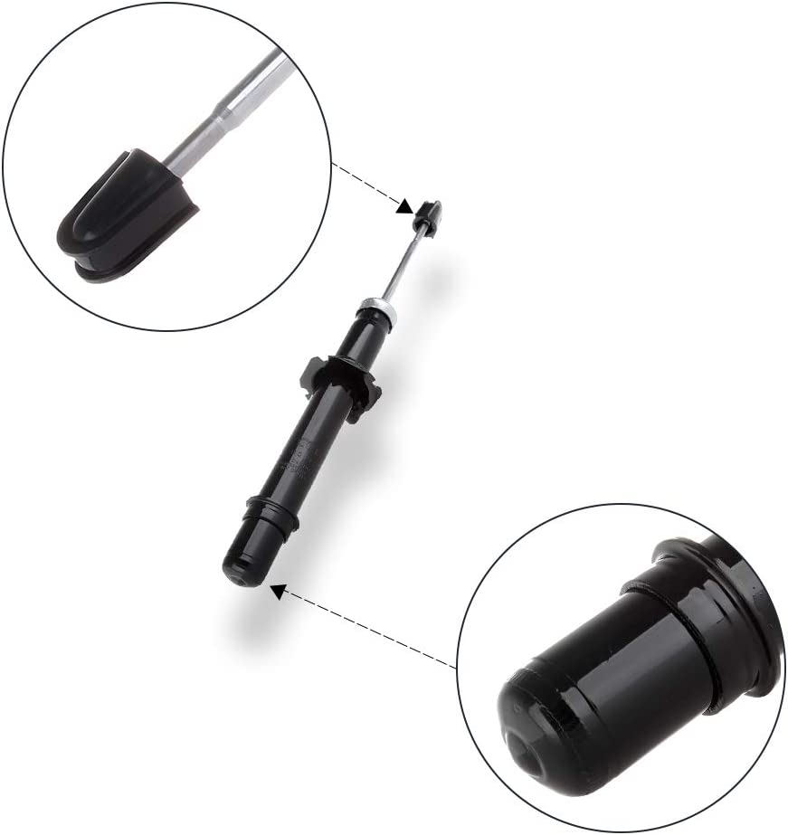 Shocks and Struts,ECCPP Front Pair Shock Absorbers Strut Kits ...