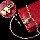 Sumanee Trendy Female Stainless Steel Boxing Glove Pendant Necklace Chain Exquisite