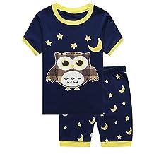 IF Pajamas Little Girls Pajamas Cotton Toddler Sleepwear Kids Pjs