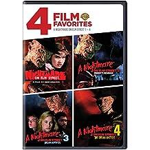 4 Film Favorites: Nightmare on Elm Street 1-4