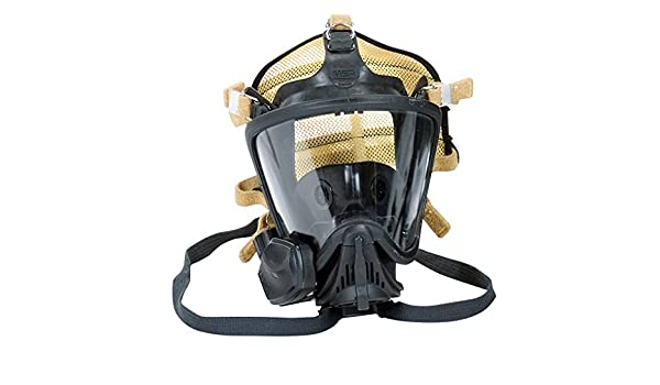 MSA Safety 10084823 Ultra Elite M7 cara con slide-to-connect ...