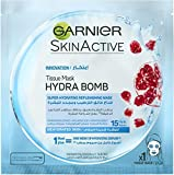 Garnier Pomegranate Hydrating Face Tissue Mask for Dehydrated skin