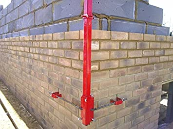 Faithfull 2m External Building Profiles with Fitting
