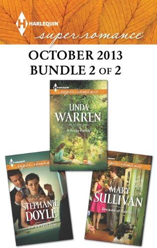 book cover of Harlequin Superromance October 2013 - Bundle 2 of 2