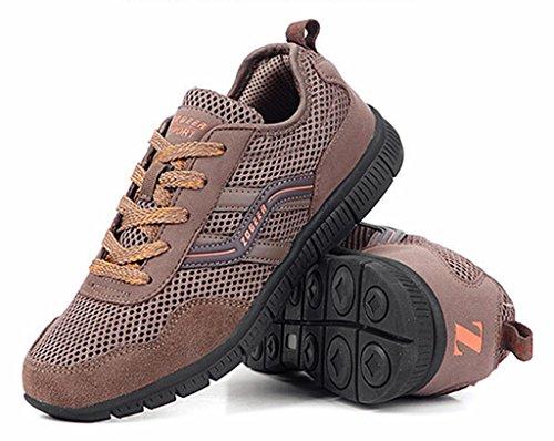 Dadawen Mens Venture Classica Scarpa Da Trail Running (prezzo Ridotto) Marrone