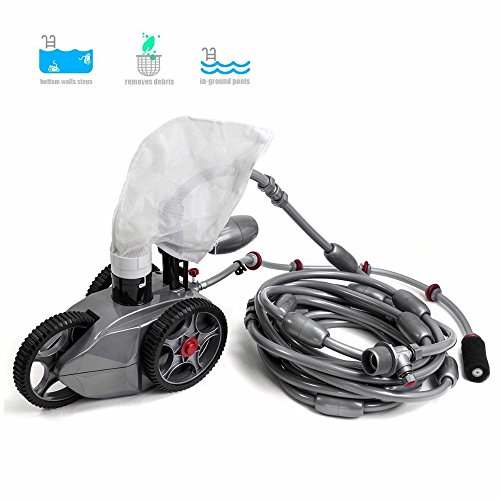 In Ground Pressure Side Automatic Swimming Pool Cleaner wall climb vacuums (Pressure Pool Cleaner)
