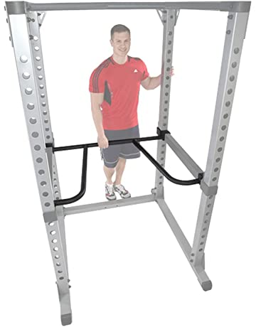 Body-Solid DR378 Dip Attachment for GPR378 Power Rack by Ironcompany.com