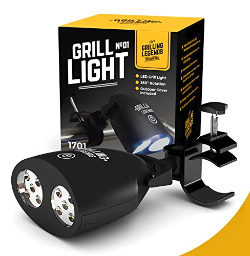 Learn More About 2017 Barbecue Grill Light - BBQ Light for Grilling at Night - Handle Mount Grill Li...