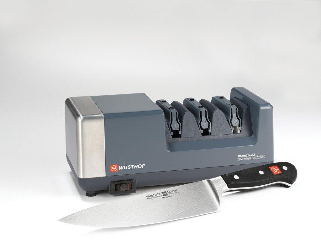 WusThof 3 Stage electric knife Sharpener