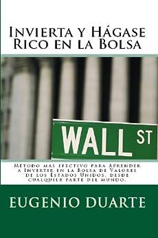 Amazon.com: Invierta y Hagase Rico en la Bolsa (Spanish