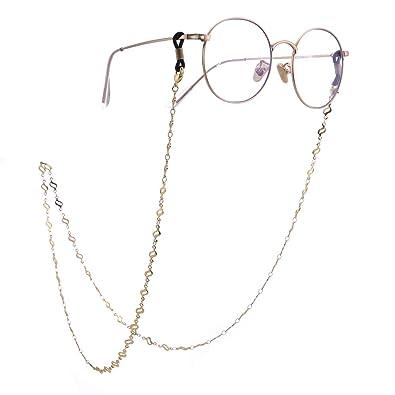 Amazon.com: LIKGREAT - Soporte de cadena de gafas de sol ...