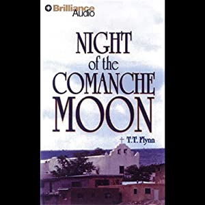 Night of the Comanche Moon Audiobook