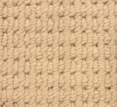 Capri Indoor Soft Durable Berber Area Rug for Home with Premium BOUND Polyester Edges.