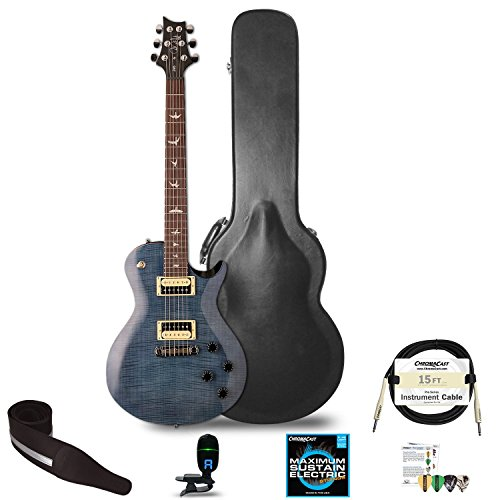 - PRS SE Standard 245 Electric Guitar with Accessories, Whale Blue