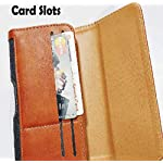 HITFIT Pu Leather Pouch Cover Holster Belt Clip Case Magnetic Cover for vivo X60 Pro 5G / vivo iQOO 7 / vivo X60 5G…