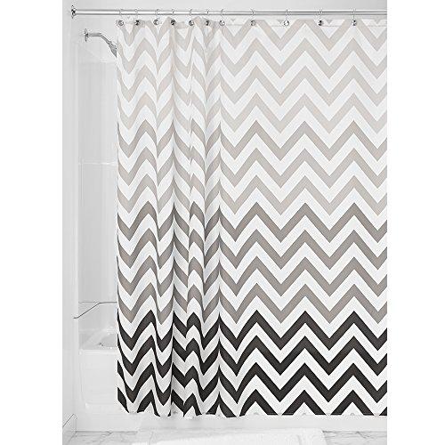 InterDesign Chevron Shower Curtain Multicolor