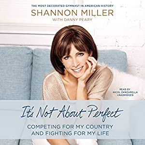 It's Not About Perfect Audiobook
