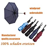 SY COMPACT Travel Umbrella Windproof Automatic