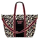 Victorias Secret Limited Sexy Leopard Wild Weekender Tote Bag, Large
