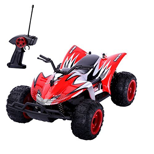 RC Car, YOKKAO 27MHz 1:22 Remote Control Off Road Vehicle 2W