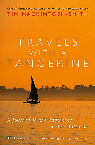 Book cover for Travels with a Tangerine