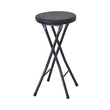 Wsxx Tabouret Pliant Chaise Portative Extérieure Simple Et