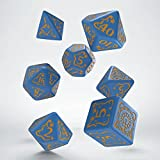Q Workshop Pathfinder Ruins Azlant Dice Set 7 Board Games