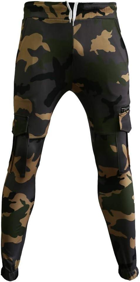 Domple Mens Ethnic Print Pockets Drawstring Shorts Striped Jogger Beach Sweatpants 2 XS