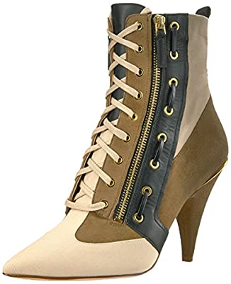 Nine West Women's WURSTER Fabric Ankle Boot