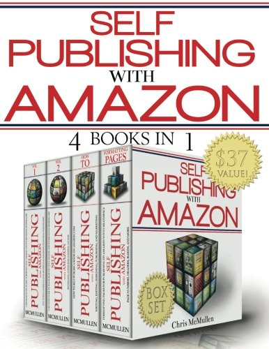 Self Publishing Amazon 4 Books 1 product image
