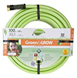 "Element Green&GROW lead free garden hose, 100 ft with 5/8"" diameter - drinking water safe"