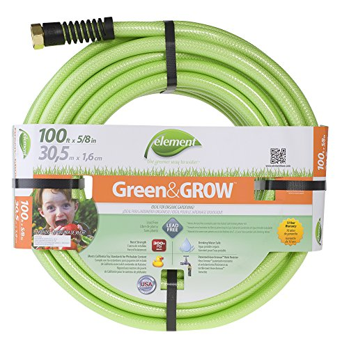 element-green-and-grow-elgg58100-lead-free-drinking-water-safe-5-8-inch-by-100-feet-hose