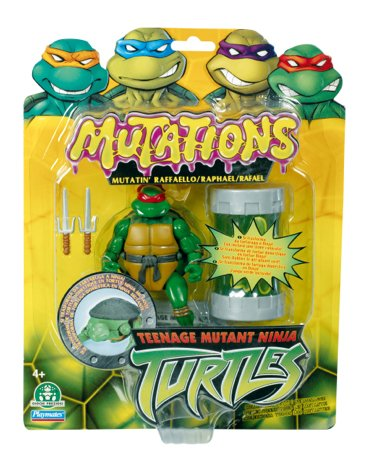 MATTEL 53130 Tortugas Ninja CONVERTIBLES: Amazon.es ...