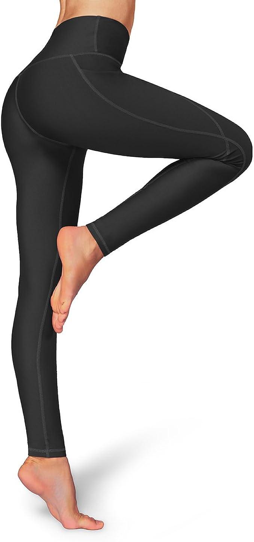 53 opinioni per Occffy Donna Allenamento Leggings Sportivi Opaco Yoga Fitness Spandex Palestra
