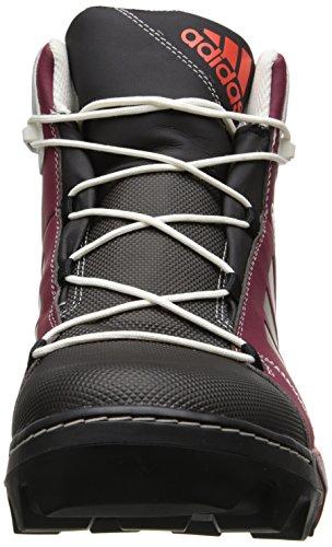 Adidas Slopecruiser Cp Boot - Negro / Rayo Verde 7 Cardinal / Black / Dark Orange