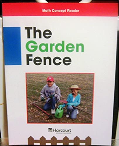 The Garden Fence (Math Concept Reader)
