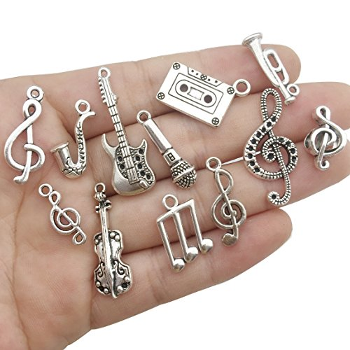 Buy microphone charms bulk